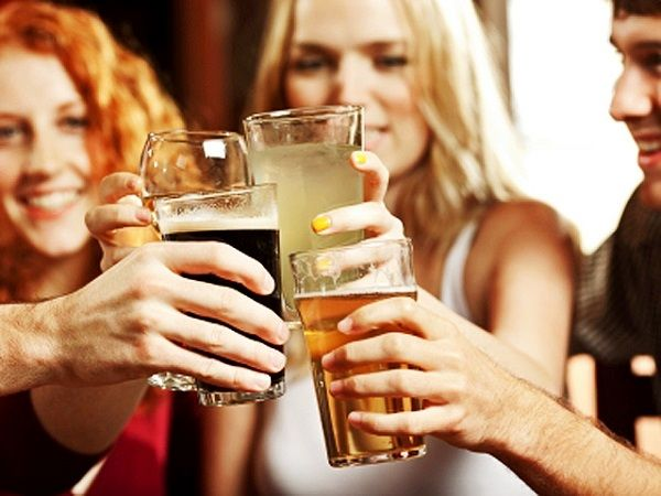 3 - Do German women love drinking beer?