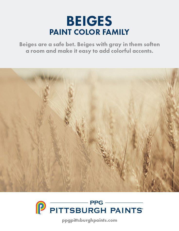 135 best images about neutral color schemes on pinterest for Warm beige paint colors
