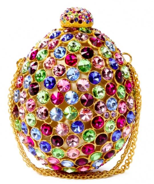 #Embellished #Clutch #rhinestones #gems #bling
