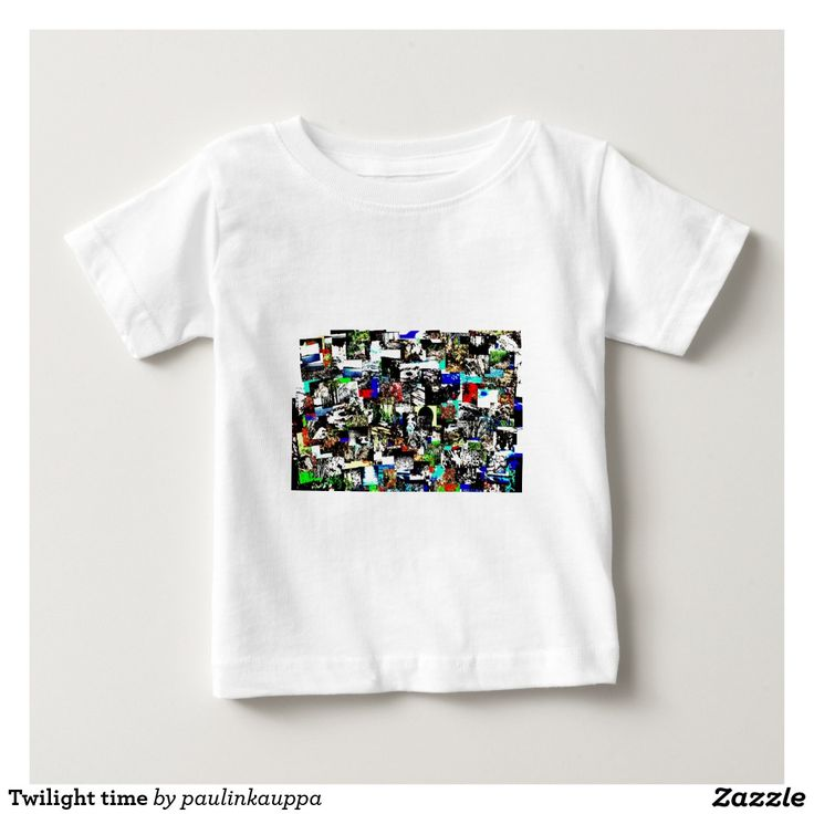 Twilight time infant t-shirt