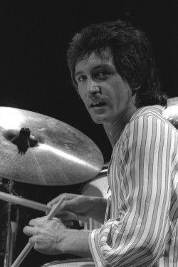 Kenney Jones of the Faces, Oklahoma City 1975