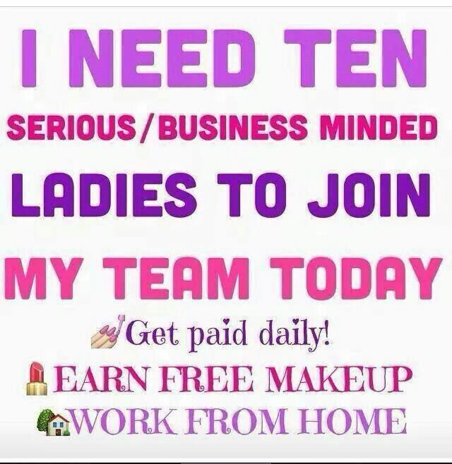 So you've thought about getting into the Younique business, but you're skeptical... RIGHT??? THEN READ THIS!!!!! 1. Why does it cost money to sign up? Because it's a business, not a job. Businesses cost money. The investment you make is minimal, and you make it back immediately or can even start for FREE! 2. Are you trying to make money off me? No, I'm trying to make money WITH you. This company has changed my life and it can yours too!!! 3. Is it a scam? In NO WAY at all! 4. Is it one of…