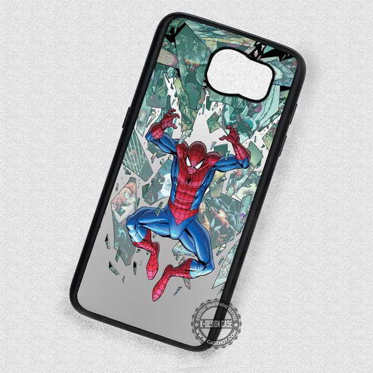 The Superior Spider Man - Samsung Galaxy S7 S6 S5 Note 5 Cases & Covers