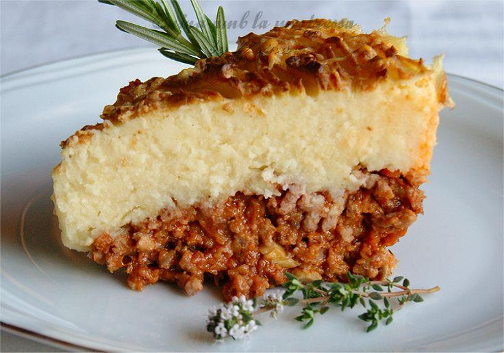 Cuina amb la mestressa: Cottage Pie o pastel de carne inglés
