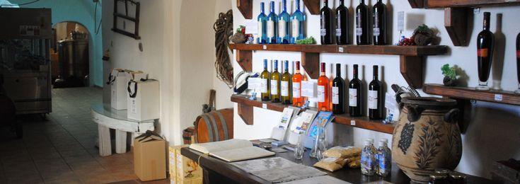 Gavalas Winery-Looks authentic
