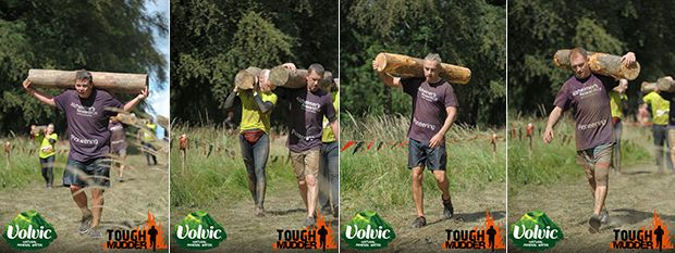 Dan Ward from Bristol recently contacted us here at the fundraising team to ask for some t-shirts and a fundraising pack. Dan and his friends were taking part in a Tough Mudder challenge, raising funds for dementia research.