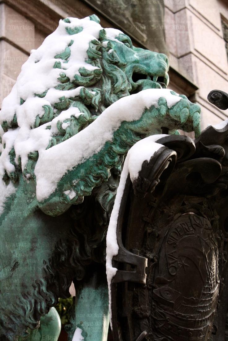 Lion - Residenz/Odeonsplatz