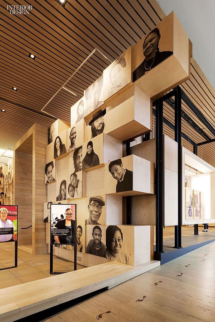 Gateway to the gates foundation visitor center by olson kundig search exhibit design and design for Foundations of interior design