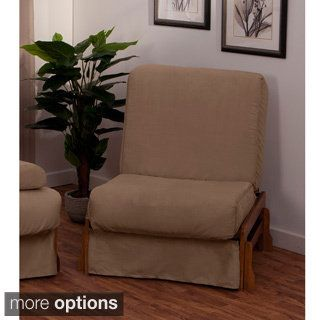 Boston Perfect Sit & Sleep Transitional-style Pillow Top Chair Sleeper | Overstock.com Shopping - The Best Deals on Living Room Chairs