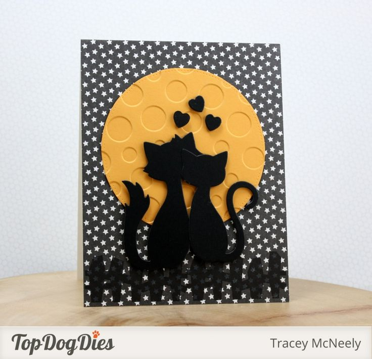 I found this project in the Top Dog Dies Idea Gallery. See more card, scrapbooking and craft project ideas and share your own.