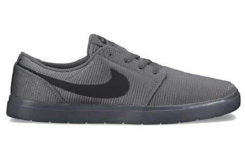 wholesale dealer b4a2f a4c36 Nike SB Portmore II Ultralight Mens Skate Shoes 10 Dark Grey Black 880271  003  Nike  SkateShoes