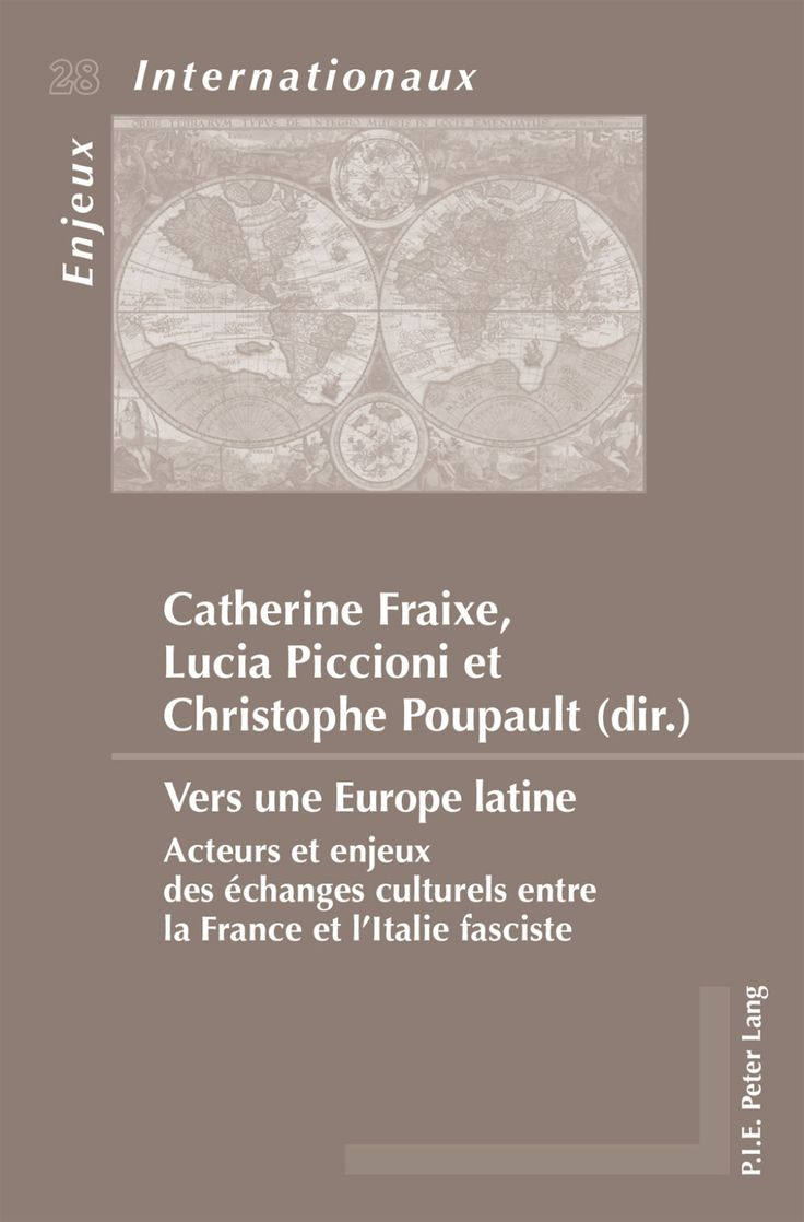 Vers une Europe latine (eBook)
