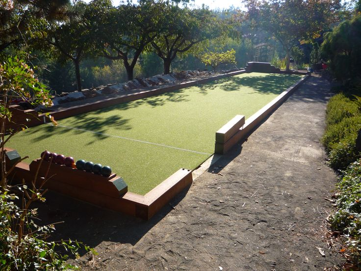 Backyard Bocce Ball Court Construction :  bocce ball court bing images bocce court 3 10 from 22 votes see more