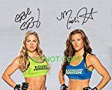 #10: Miesha Tate & Ronda Rousey sexy signed reprint photo #3 RP MMA UFC http://ift.tt/2cmJ2tB https://youtu.be/3A2NV6jAuzc