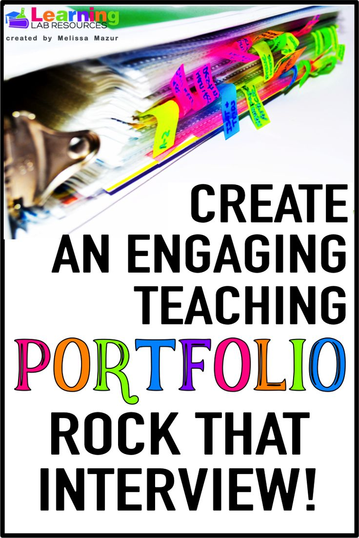 25+ best Teaching Portfolio ideas on Pinterest | Teacher portfolio ...