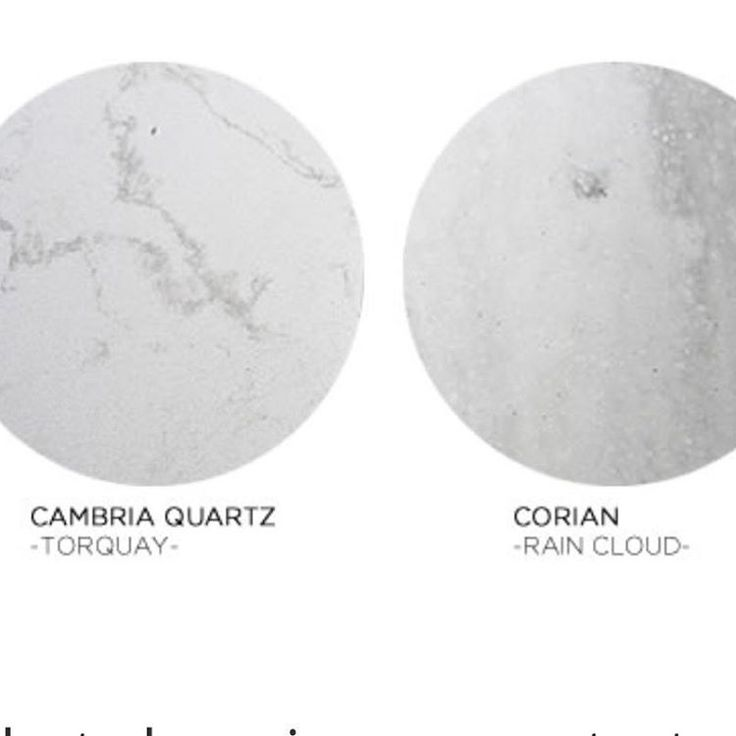 Do Any Of You Live In The Nashville Area And Have Corian Rain Cloud Or  Silestone
