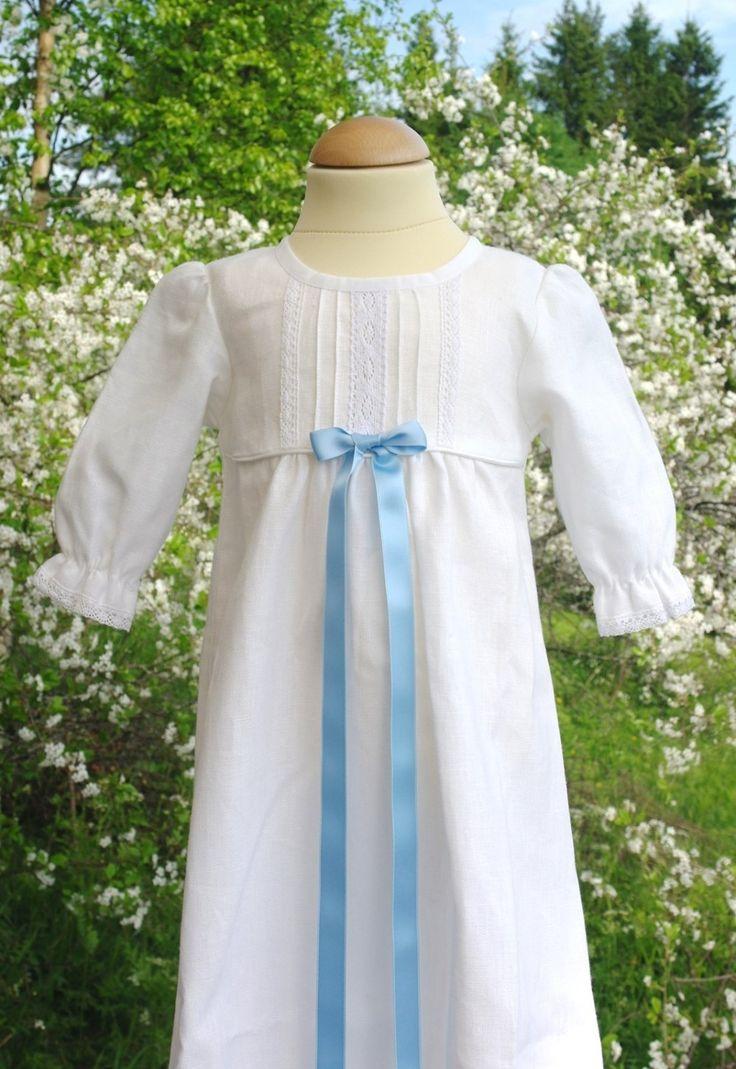 Dåpskjole, Tradisjon hvit