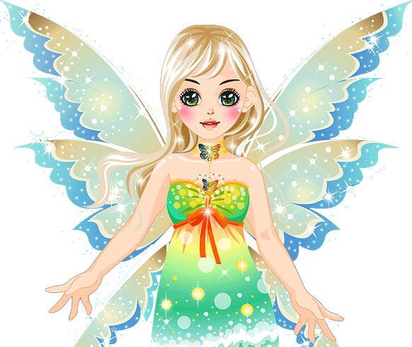 Картинки фей, красивые рисунки и иллюстрации с феями