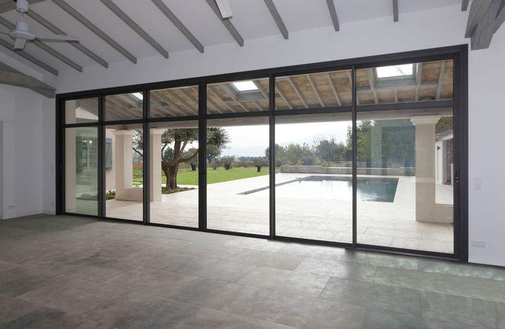 Travaux fenêtres et baies vitrées par Rafflin Alu & PVC