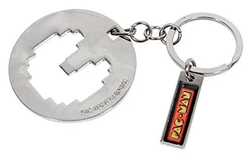 Amazon.com: Official Pac-Man Shaped Metal Bottle Opener Keychain: Office Products