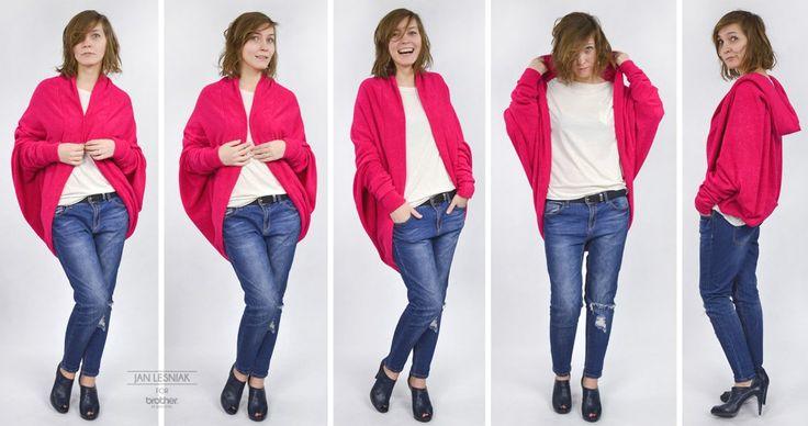 DIY: Wool sweater http://www.pracowniajanlesniak.pl/2016/02/diy-a-wool-sweater/