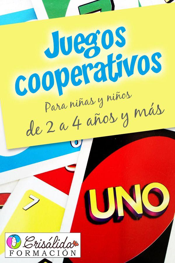 Juego Cooperativo Para Ninos Y Ninas De 2 A 4 Anos Y Mas Como Otras