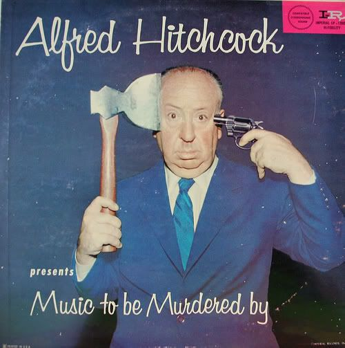 Alfred Hitchcock - Alfred Hitchcock Presents Music to be Murdered by (1958)