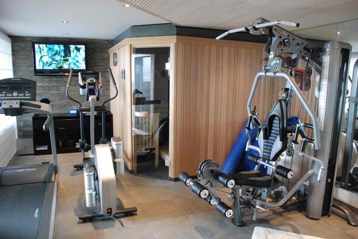 Gym Ideas Kbhomes Small Home Gyms Home Gym Design Modern Home Gym
