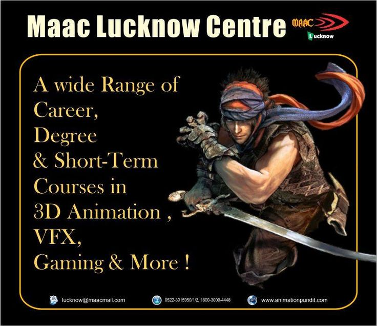 Animation Pundit is one of the best 2D, 3D Animation training and multimedia institute in Lucknow and Kanpur. We are providing #AnimationCourses, #Adobe, #Autodesk Maya, #Graphic & #WebDesigning and #Multimedia also. We are prepared students for careers with vast experience of teaching Animation and Multimedia. www.animationpundit.com