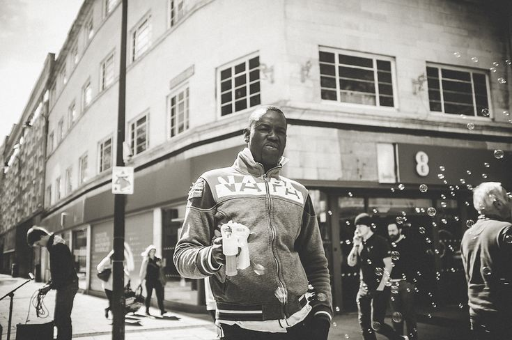 Street Photography with the Fuji X100 | Cardiff Street Photography