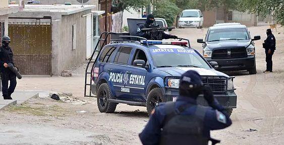 Asumirá la Fiscalía el control de la seguridad pública en otros 8 municipios antes del final de 2017; Ahora son 7