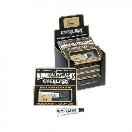 Everlash lijm transparant Staat  Nieuw  Dit is de wereld beroemde lijm van het merk Everlash. Vanwege de constante doorontwikkeling in de afgelopen 40 jaar is deze lijm al jaren de allerbeste in de markt. De lijm wordt in Duitsland gemaakt en voldoet aan alle europese wet- en regelgeving.