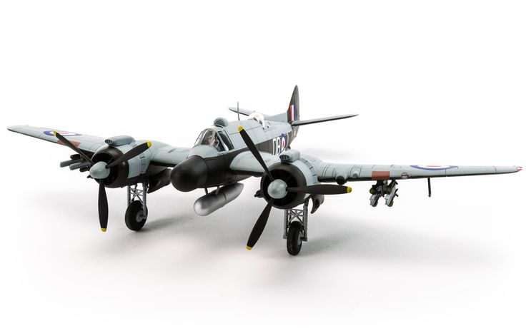 Airfix A05043 Bristol Beaufighter Mk.X (Late) ~ BFD