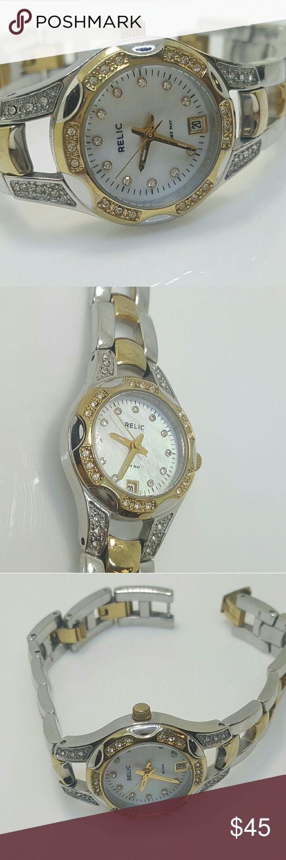 Nice womens Relic watch Nice women's relic watch Relic Jewelry Bracelets