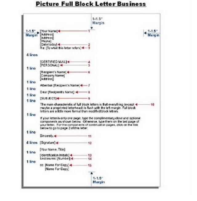 Description Return Address Your Stationery Has Letterhead Letter
