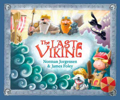 """Interactive activities for Norman Jorgensen's """"The Last Viking"""""""