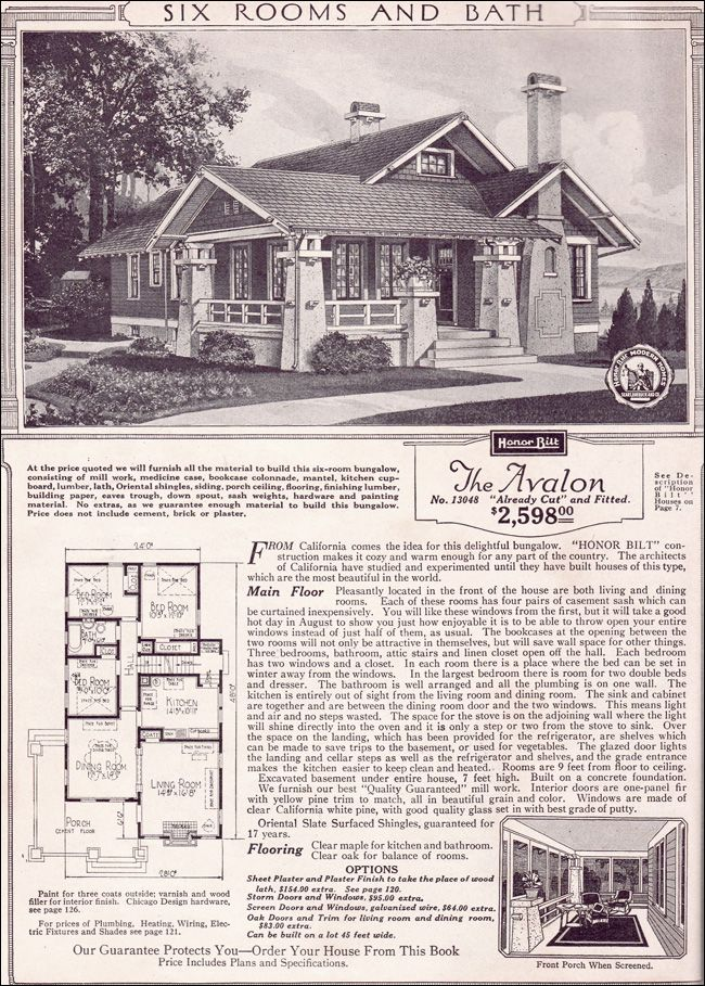 234 Best Sears Kit Homes Images On Pinterest