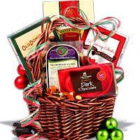 Gift exchange 'Mini' Christmas Gift Basket™