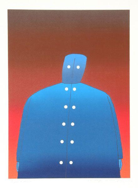 'Untitled 3' by Jean Michel Folon