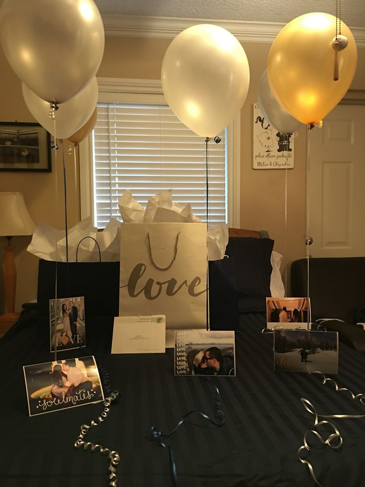 How To Decorate A Hotel Room For Boyfriend Birthday