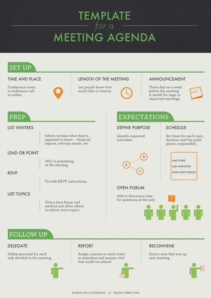 2161 best University President images on Pinterest Info graphics - how to write an agenda for a meeting examples