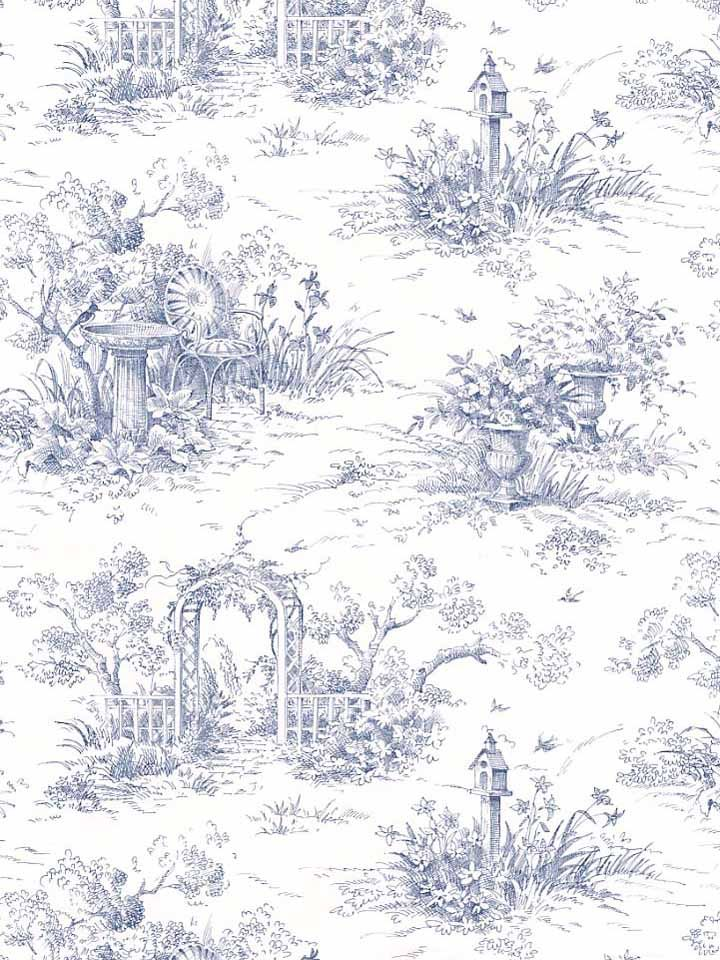 toile wallpaper - Google Search