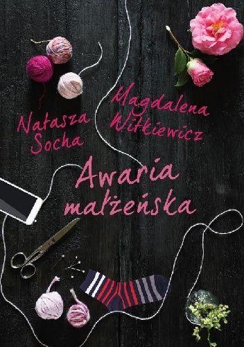 Okładka książki Awaria małżeńska