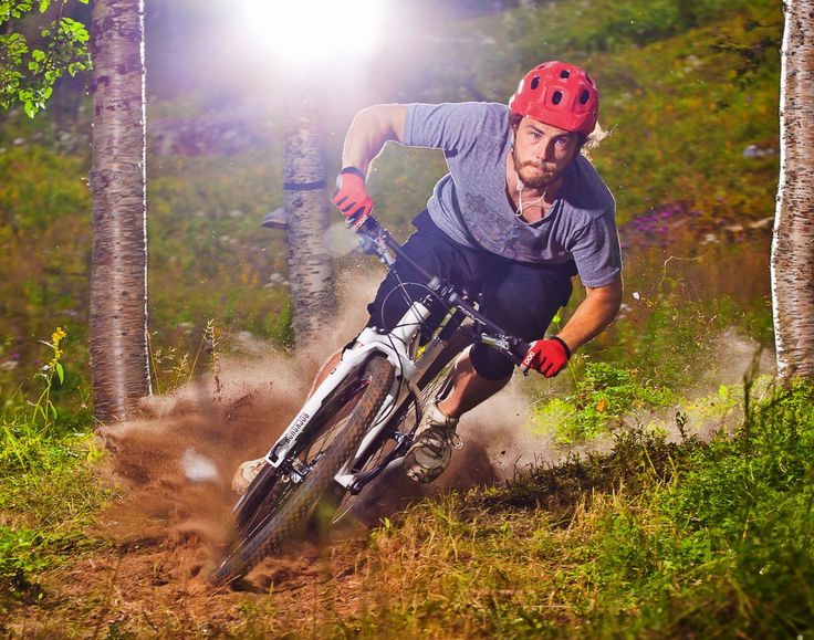 Riku Laakso shredding Pole Taival Pika at #Tamokdalen - Pole Bicycles