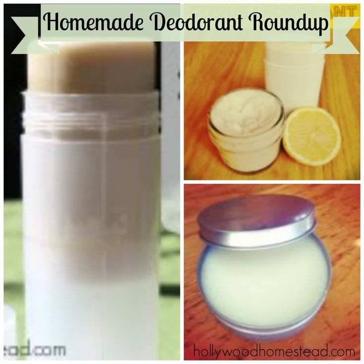 Home Made Deodorant Roundup 12 Chemical Free Safe Homemade Deodorant Recipes Natural Health