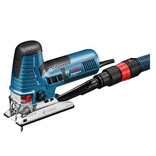 Bosch Professional 0601517000 Scie sauteuse GST 160 CE 800 W: Cet article Bosch Professional 0601517000 Scie sauteuse GST 160 CE 800 W est…
