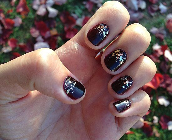 Best 25 fabulous nails ideas on pinterest best acrylic nails all that glitters a fall fabulous nail look in 4 fast steps prinsesfo Image collections