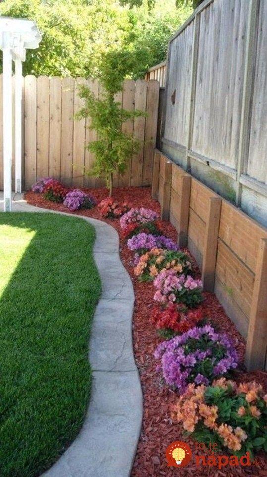 Chcete využiť miesto pri plote skutočne naplno. Máme pre vás krásne nápady od záhradného architekta, ktoré vám otvárajú širokú paletu možností a čo je najlepšie, môžete si ich už túto jar zrealizovať aj celkom sami. Neváhajte a inšpirujte sa peknými nápadmi, ktoré vás presvedčia, že obľúbené tuje nie sú jedinou možnosťou. Farebná hranica s drobnými...