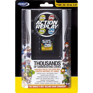Nintendo 3DS Action Replay (3DS/DSi/DS Lite/DS)