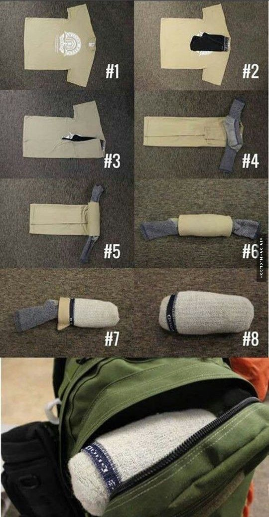 How To Pack Like An Expert